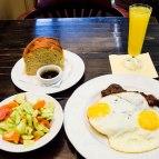 Steak n Eggs.